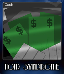 Noir Syndrome Card 2