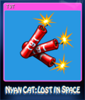 Nyan Cat Lost In Space Card 3