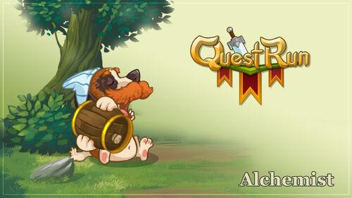 QuestRun Artwork 09