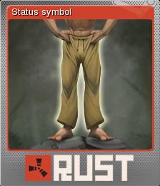 Rust Foil 3