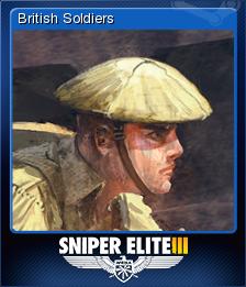 Sniper Elite 3 Card 2