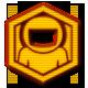 Spacebase DF-9 Badge Foil