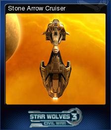 Star Wolves 3 Civil War Card 5