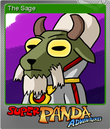 Super Panda Adventures Foil 5