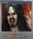 Sword Daughter Foil 4