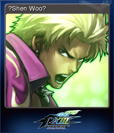 THE KING OF FIGHTERS XIII Card 9