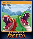 A Lenda do Herói Card 2