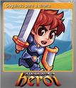 A Lenda do Herói Foil 5