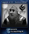Cargo Commander Card 3