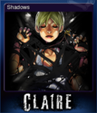 Claire Card 1