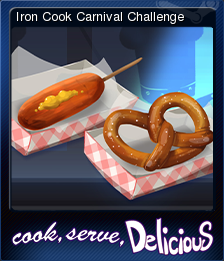Cook Serve Delicious Card 2