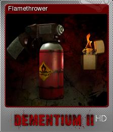 Dementium II HD Foil 07
