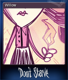 Don't Starve Card 3