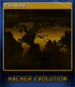Hacker Evolution Card 1