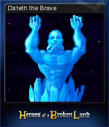 Heroes of a Broken Land Card 3