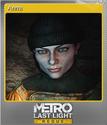 Metro Last Light Redux Foil 1
