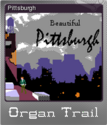 Organ Trail Foil 13