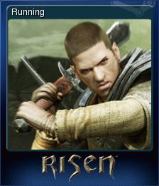 Risen Card 7