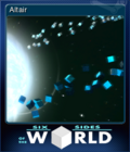 Six Sides of the World Card 4
