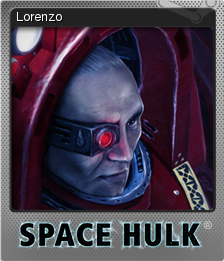 Space Hulk Foil 6