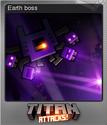Titan Attacks! Foil 1