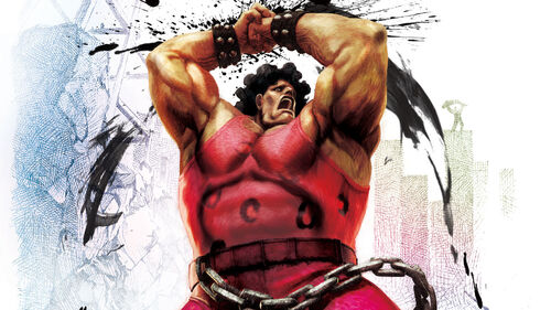 Ultra Street Fighter IV Artwork 06