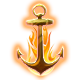Uncharted Waters Online 2nd Age Badge 5