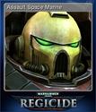 Warhammer 40,000 Regicide Card 07