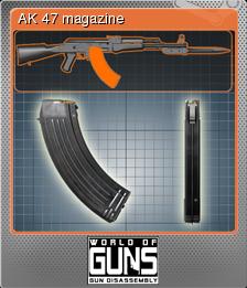 World of Guns Gun Disassembly Foil 03