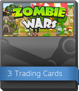 Zombie Wars Invasion Booster Pack