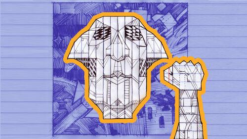 Ballpoint Universe Infinite Artwork 07