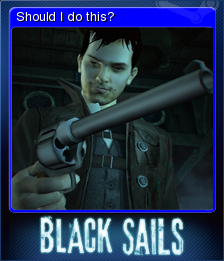 Black Sails - The Ghost Ship Card 3