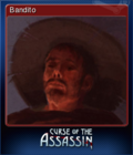 Curse of the Assassin Card 3