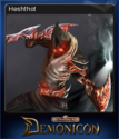 Demonicon Card 6