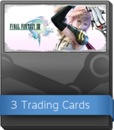 FINAL FANTASY XIII Booster Pack