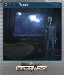Gemini Wars Foil 2