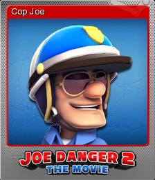Joe Danger 2 The Movie Foil 2