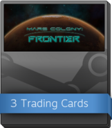 Mars Colony Frontier Booster Pack