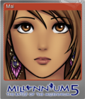 Millennium 5 - The Battle of the Millennium Foil 1