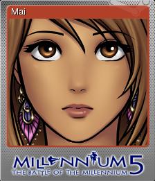 Millennium 5 - The Battle of the Millennium Foil 1
