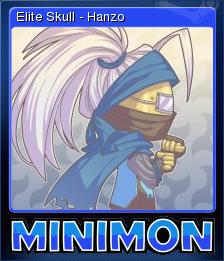 Minimon Card 3