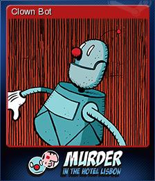 Murder in the Hotel Lisbon Card 3