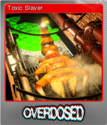 Overdosed - A Trip To Hell Foil 5