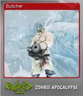 Ravaged Zombie Apocalypse Foil 2