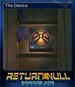 Return NULL - Episode 1 Card 1