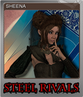 STEEL RIVALS Foil 5