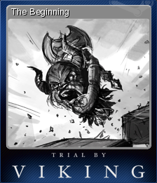 Trial by Viking Card 1