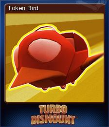 Turbo Dismount Card 9