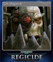 Warhammer 40,000 Regicide Card 06