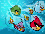 Angry Birds Space - Pig Dipper